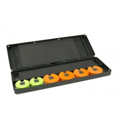FOX F-BOX Magnetic disc & rig box system LARGE