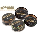 FOX CAMO SOFT STEEL - LIGHT CAMO 0.35mm 18LB