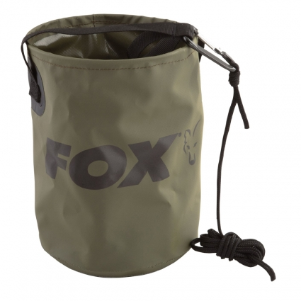 FOX Collapsible Water Bucket 4.5 litre
