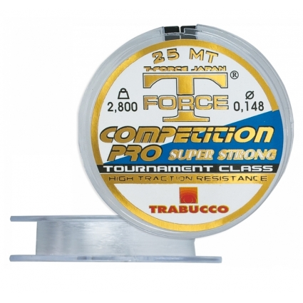 Trabucco T-FORCE COMPETITION PRO 25 m 0,16mm